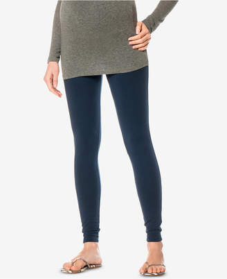 A Pea in the Pod Splendid French Terry Maternity Leggings
