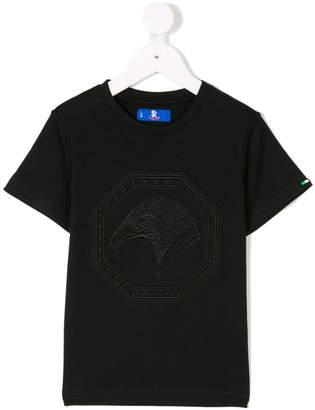 Stefano Ricci Kids eagle motif T-shirt
