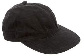 Fendi Zucca FF Logo Hat