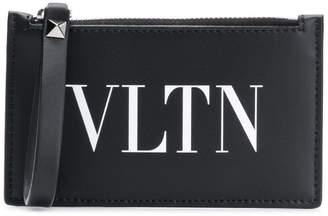 Valentino pocket-size card-holder