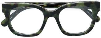 Stella McCartney Eyewear square glasses