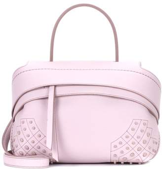 Tod's Wave Mini leather shoulder bag