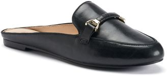 Apt. 9® Women's Backless Loafers $49.99 thestylecure.com