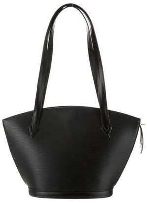 Louis Vuitton Epi Saint-Jacques Shopping PM Black Epi Saint-Jacques Shopping PM