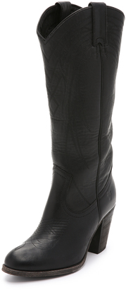 Frye Ilana Pull On Boots $348 thestylecure.com
