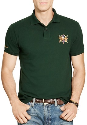 Polo Ralph Lauren Featherweight Slim Fit Polo Shirt $98.50 thestylecure.com