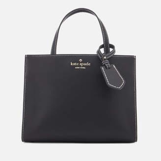 Kate Spade Women's Sam Small Satchel Bag - Black