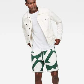 G Star Hyce Relaxed Sweater Shorts