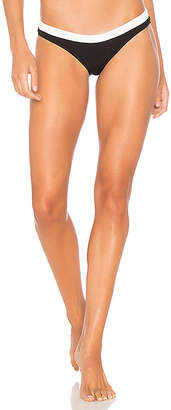 Solid & Striped Bikini Bottom