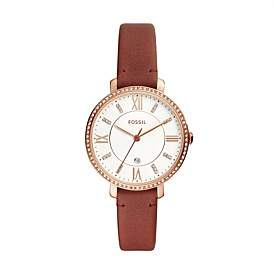 Fossil Jacqueline Brown Watch
