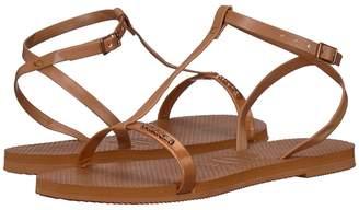 Havaianas You Belize Flip Flops Women's Sandals