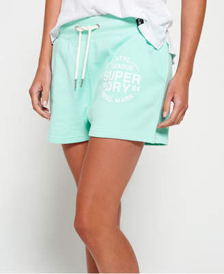 Superdry Athletic League Loopback Shorts