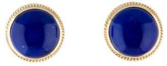 Lapis 14K Lazuli Earrings