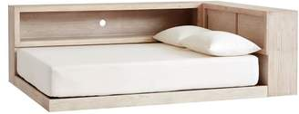 Pottery Barn Teen Costa Platform Lounge Bed, Full, Weathered White