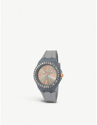 Folli Follie Rainbow Time Small Rubber Watch