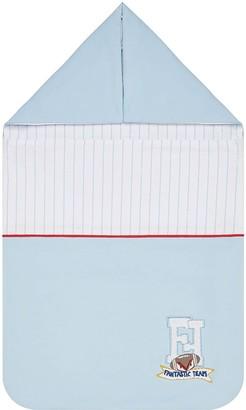 Fendi fantastic team embroidered sleeping bag
