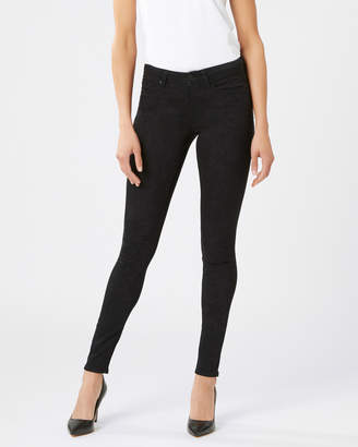 Jeanswest Skinny Jeans Absolute Black