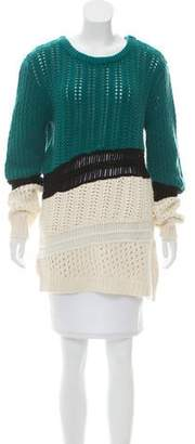 Prabal Gurung Cashmere Scoop Neck Sweater w/ Tags