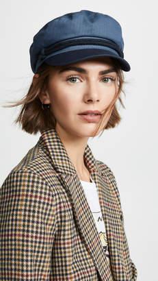 Brixton Fiddler Newsboy Hat