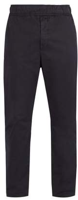 Bottega Veneta Straight-leg cotton trousers