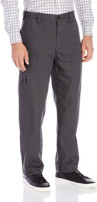Dockers Comfort Cargo D3 Classic Fit Flat Front Pant
