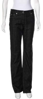 Christian Dior Mid-Rise Straight-Leg Jeans
