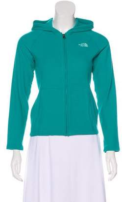The North Face Girls' Knit Zip-Up Jacket