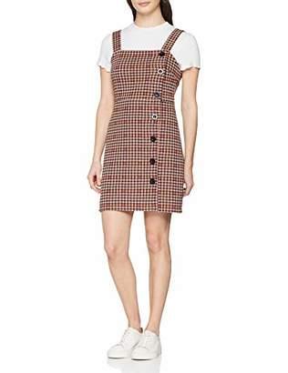 New Look Petite Women's Mini Check6119456 Dress,(Manufacturer Size:)