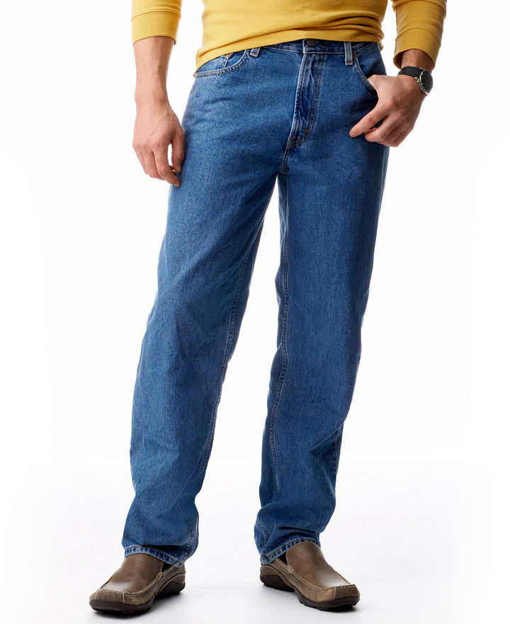 Levi's 560 Comfort Fit Jeans-Big & Tall