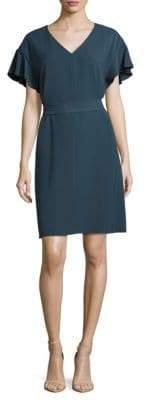 Lafayette 148 New York Jordana Solid Back-Tie Dress