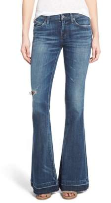 A Gold E AGOLDE Madison Flare Jeans