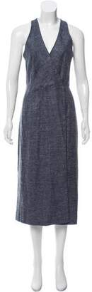Protagonist Sleeveless Midi Dress