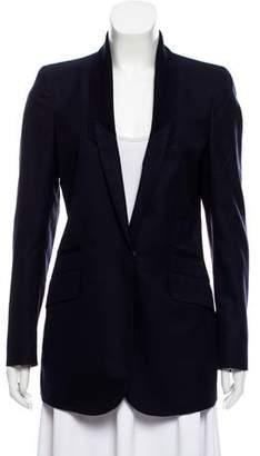 Brunello Cucinelli Longline Shawl Collar Blazer