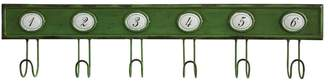 Williston Forge Hohl Wall Mounted Coat Rack
