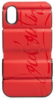 Christian Louboutin Red Runner iPhone X/Xs Case