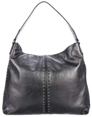 Michael Kors Metallic Hobo Bag