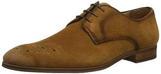 Dune Men's Profile Derbys, Brown Tan, 8 (42 EU)