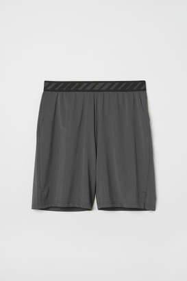 H&M Short Sports Shorts - Gray
