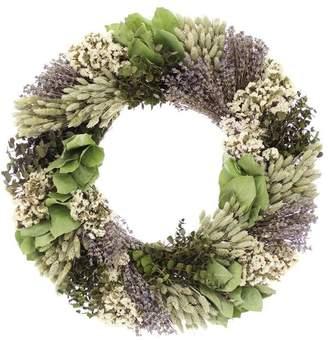 Floral Treasure Lavender Wreath
