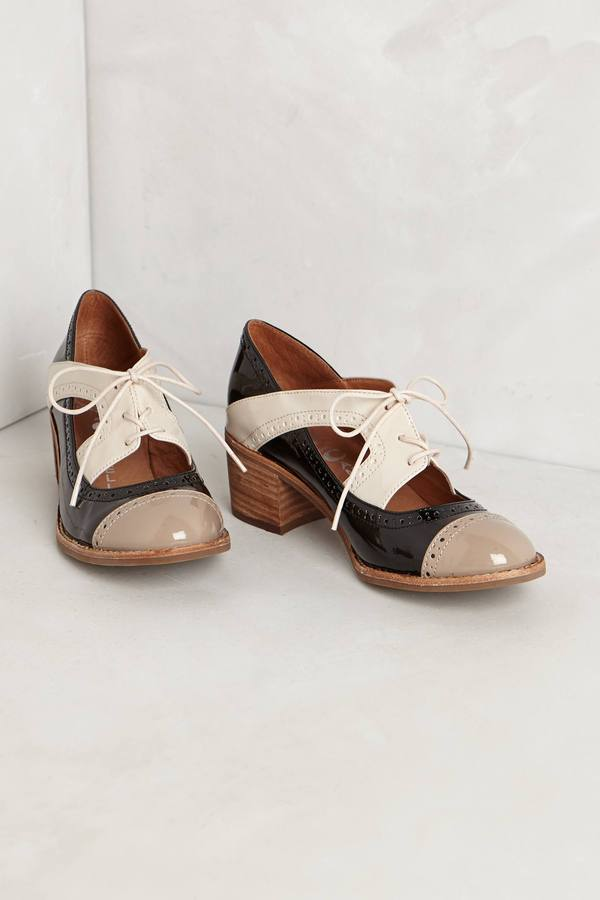 Anthropologie Semifreddo Oxfords