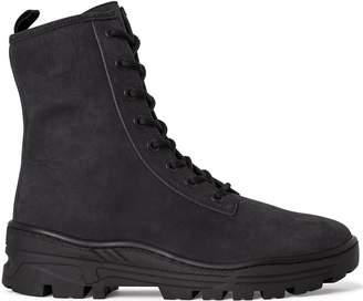 Yeezy Nubuck Boot Season 5 Graphite/Black