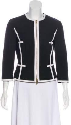 Michael Kors Cropped Blazer