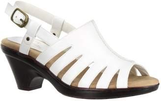 Easy Street Shoes Slingback Sandals - Kacia