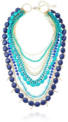 """ABS by Allen Schwartz Multi-Row Strand Necklace, 16"""" + 3.5"""" Extender"""