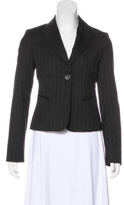 BCBGMAXAZRIA Tailored Notch-Lapel Blazer w/ Tags