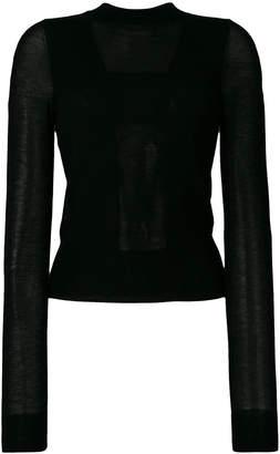 Henrik Vibskov sheer blouse