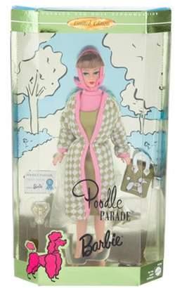 Poodle Parade Barbie Doll Green Poodle Parade Barbie Doll