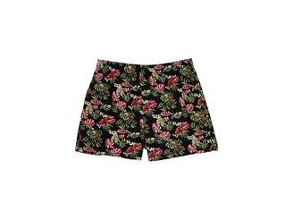 Tommy Bahama Big Printed Island Washed Cotton Woven Boxer Men's Underwear