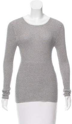 Jenni Kayne Striped Knit Top w/ Tags