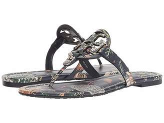 3f018425db100f Tory Burch Miller Logo Sandal - ShopStyle